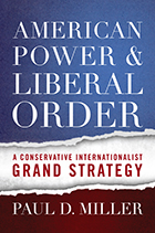 Cover for American Power & Liberal Order