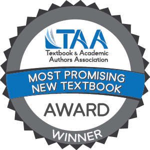 2019 Most Promising New Textbook Award