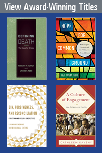 Covers of Defining Death, Hope for Common Ground, Sin, Forgiveness and Reconciliation, and A Culture of Engagement
