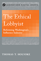 Cover of the Ethical Lobbyist