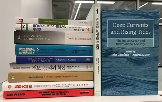 Titles in translation from GU Press