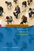 High Stakes Accountability cover